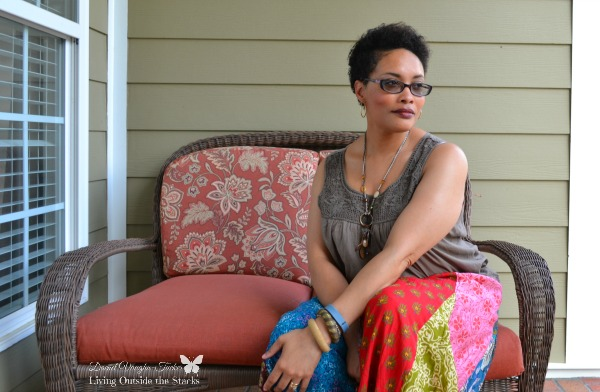 The Big Chop {Living Outside the Stacks}