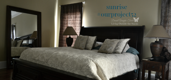 Week 23 {Living Outside the Stacks} #OurProject52