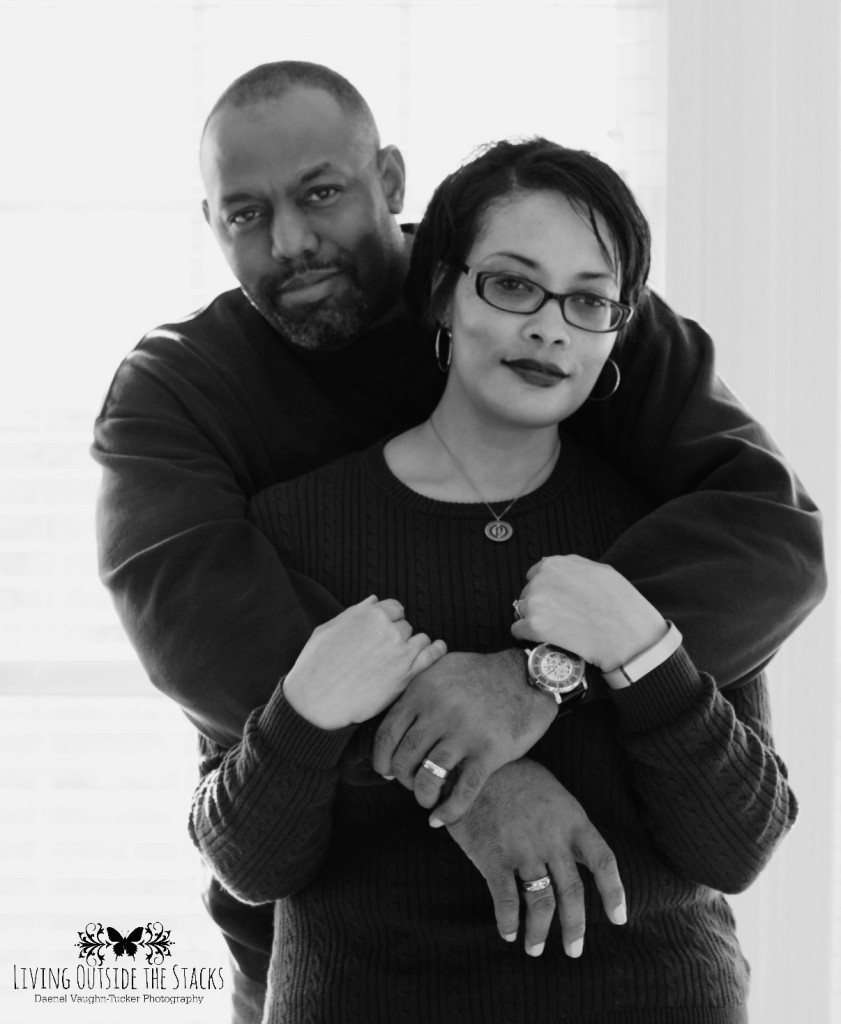 Monochrome Monday Tony and Daenel {living outside the stacks}