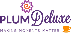 Plum Deluxe Logo