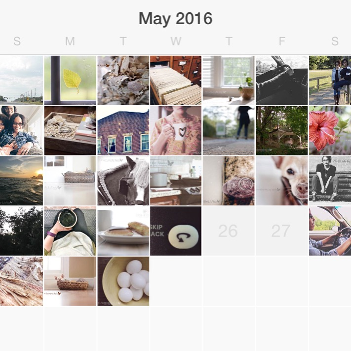 May in Pictures {living outside the stacks}