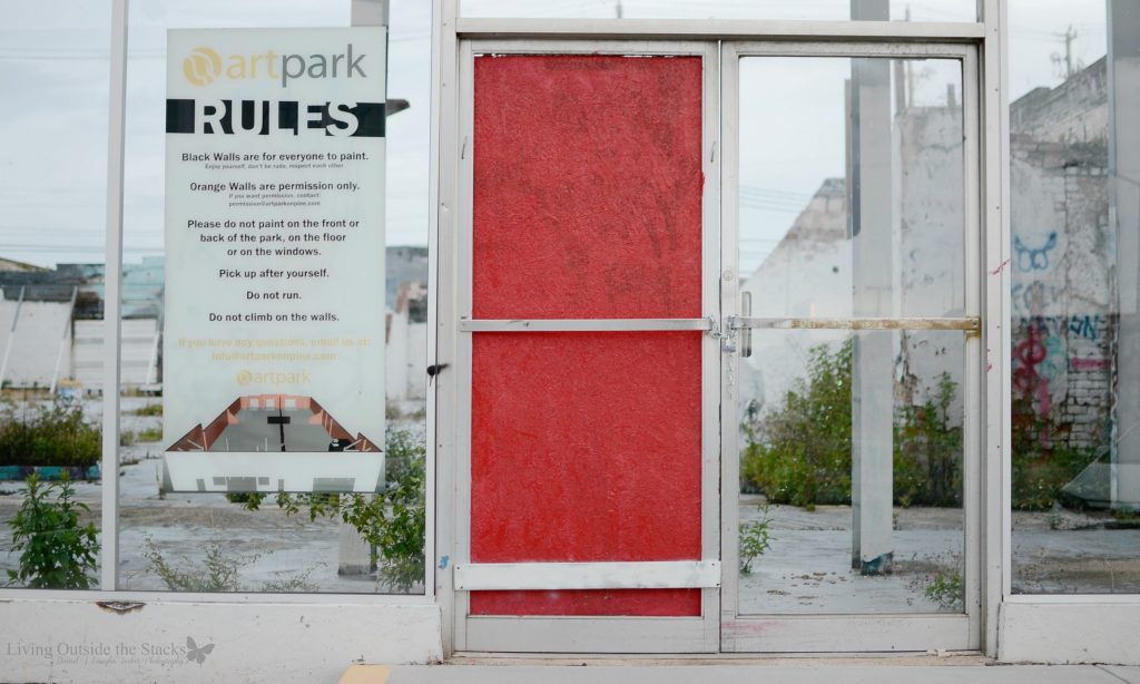 Art Park in Albany GA {living outside the stacks} #VisitAlbanyGA #LivingOutsideTheStacks