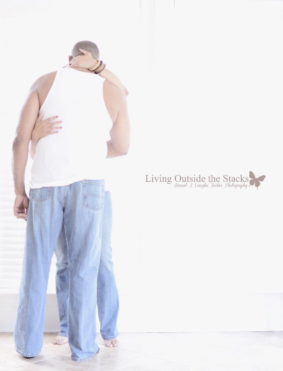 21 August faceless {living outside the stacks}