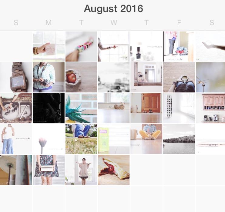 August 2016 {living outside the stacks} DaenelT on #Instagram