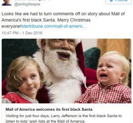 Minneapolis Star Tribune Tweet