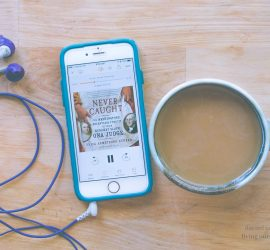 Book Review Never Caught by Erica Armstrong Dunbar {living outside the stacks}