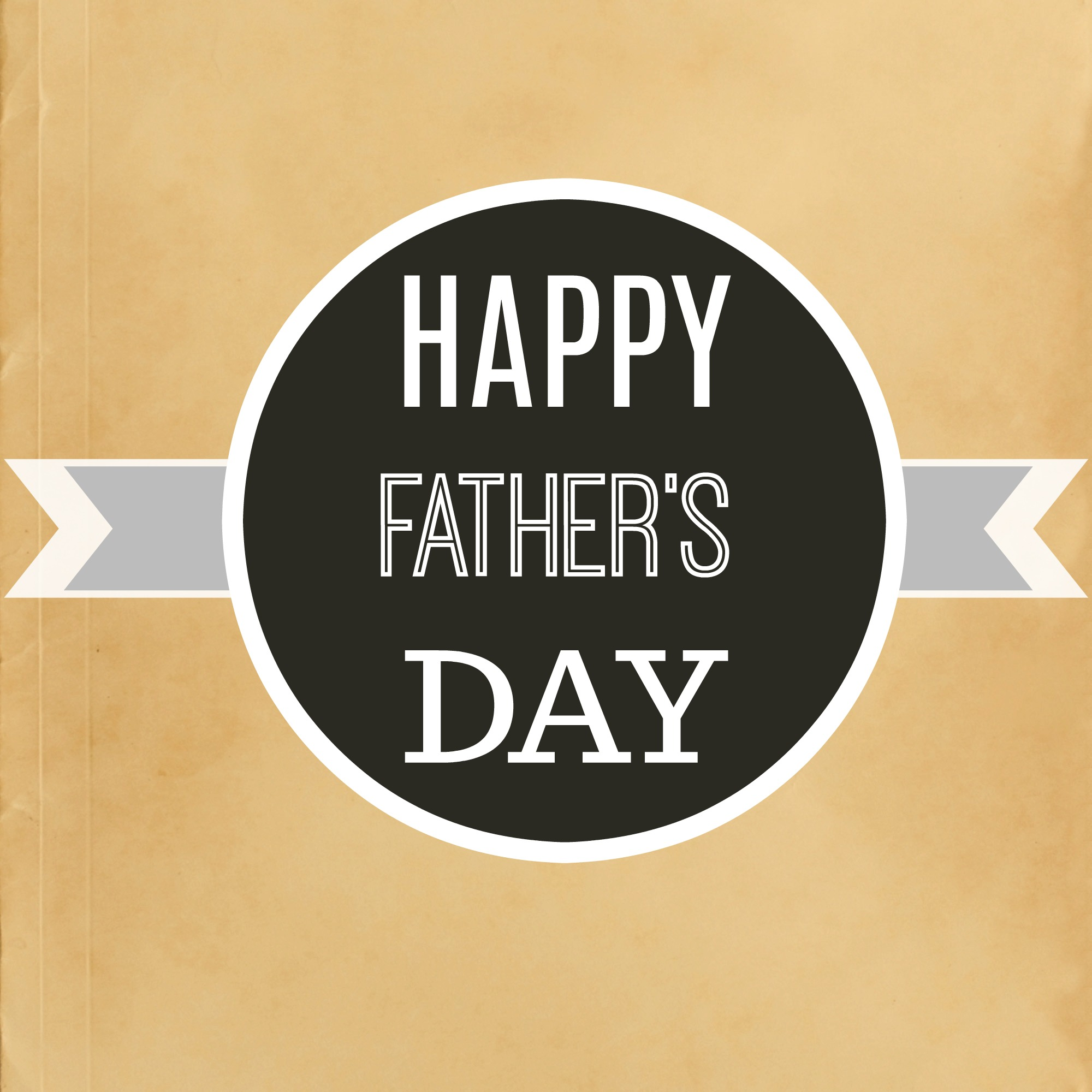 Happy Fathers Day {living outside the stacks}