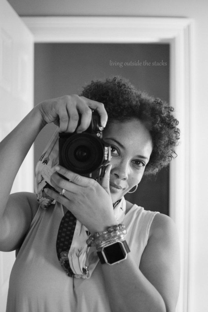 Product Review Chic Threads by Amy Camera Strap Self Portrait {living outside the stacks} #LivingOutsideTheStacks #TeamLOTS