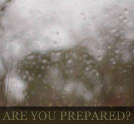 September is Emergency Preparedness Month {living outside the stacks}