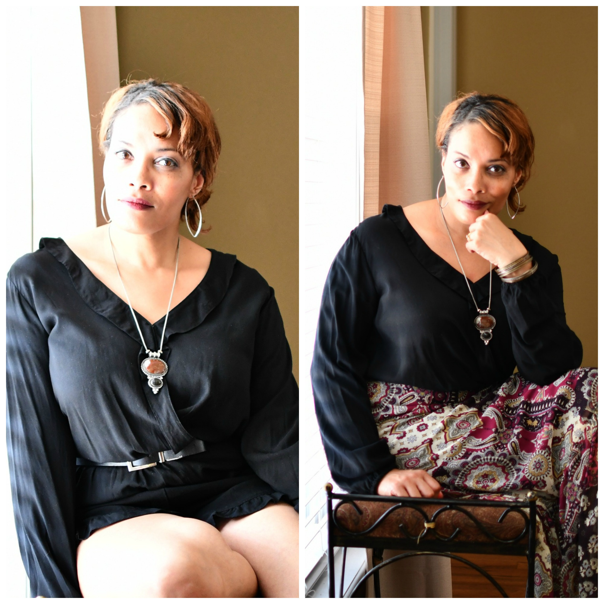 Ageless Style Linkup {living outside the stacks} Pulling Double Duty