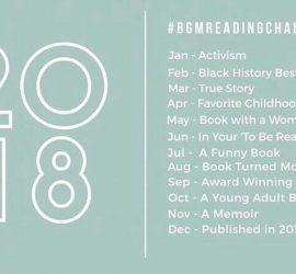 2018 Black Girl Magic Reading Challenge