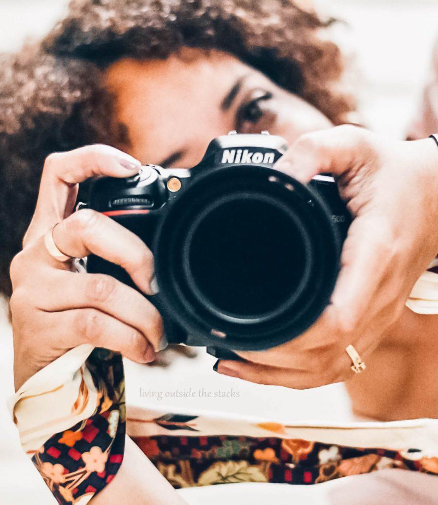 Daenel Why I Started Blogging {living outside the stacks}