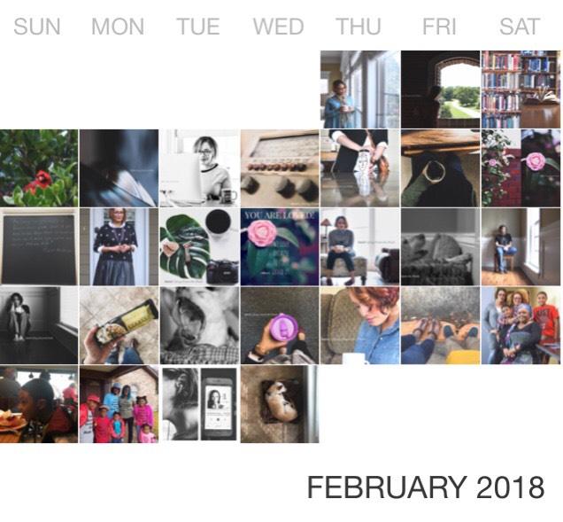 February 2018 {living outside the stacks} follow on Instagram @DaenelT