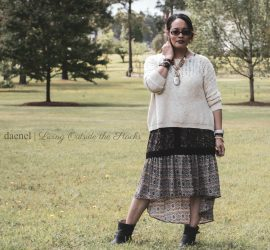 Hard to Style {living outside the stacks}