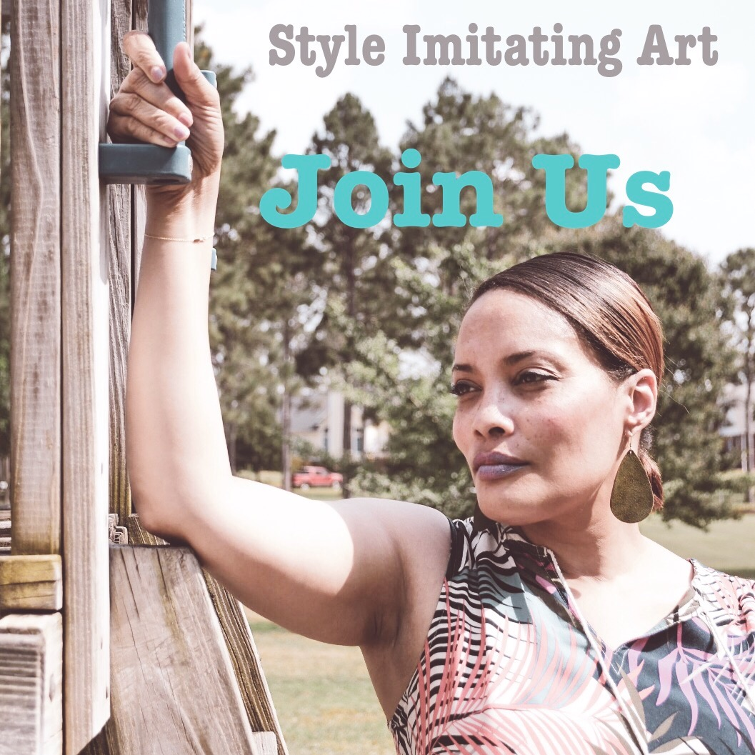 Style Imitating Art Join Us {living outside the stacks}