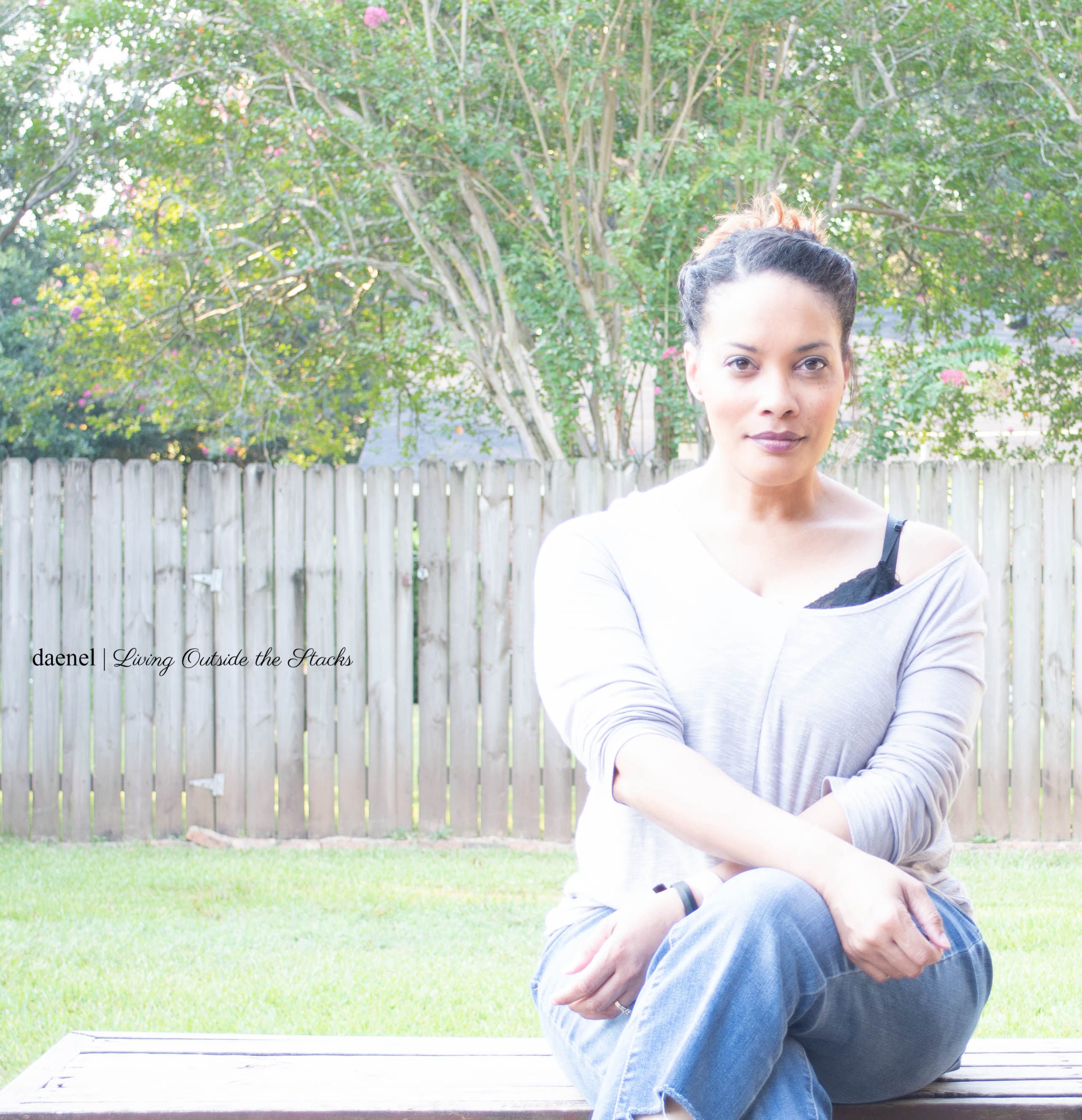 Flexi Clips Review and a Hair Story {living outside the stacks}