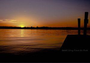Lake Blackshear {living outside the stacks}