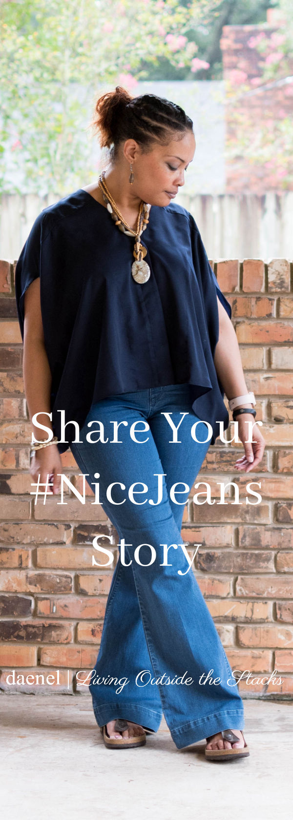 Share Your #NiceJeans Story {living outside the stacks}