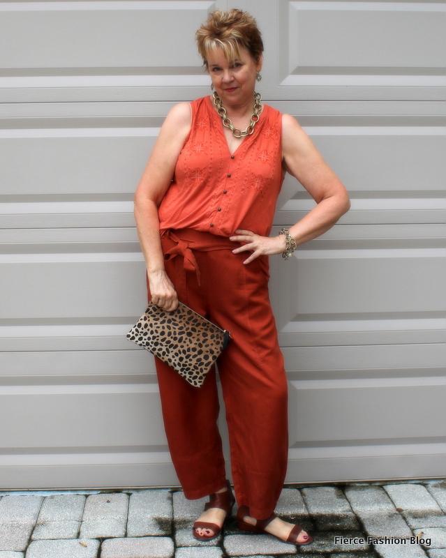 Kim {Fierce Fashion Blog} #StyleImitatingArt