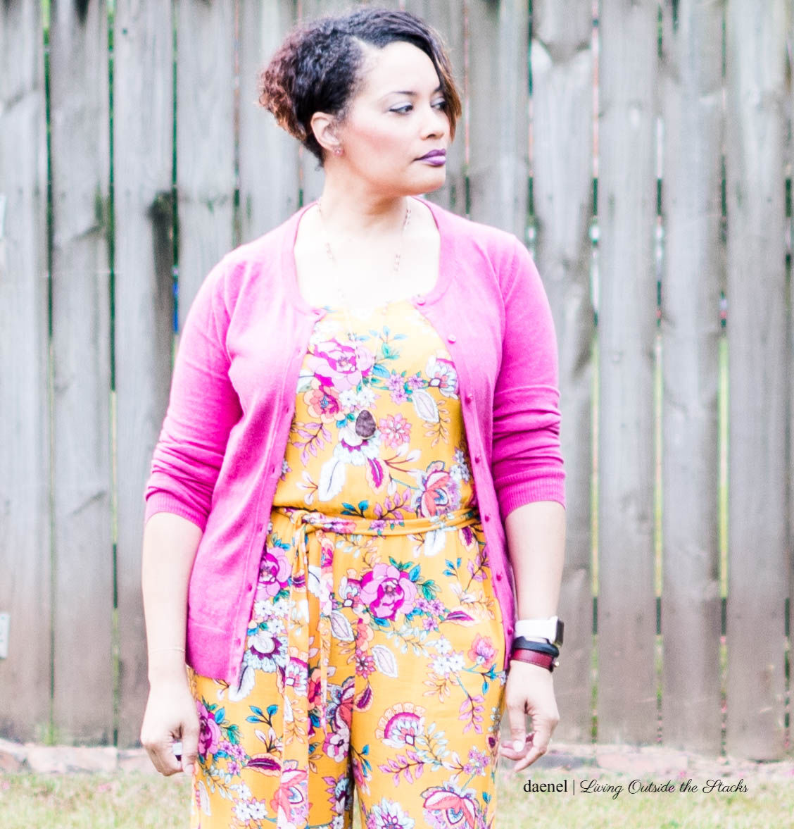 Ageless Style Linkup {living outside the stacks} Cardigan Style
