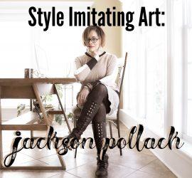 Style Imitating Art Inspiration {living outside the stacks}