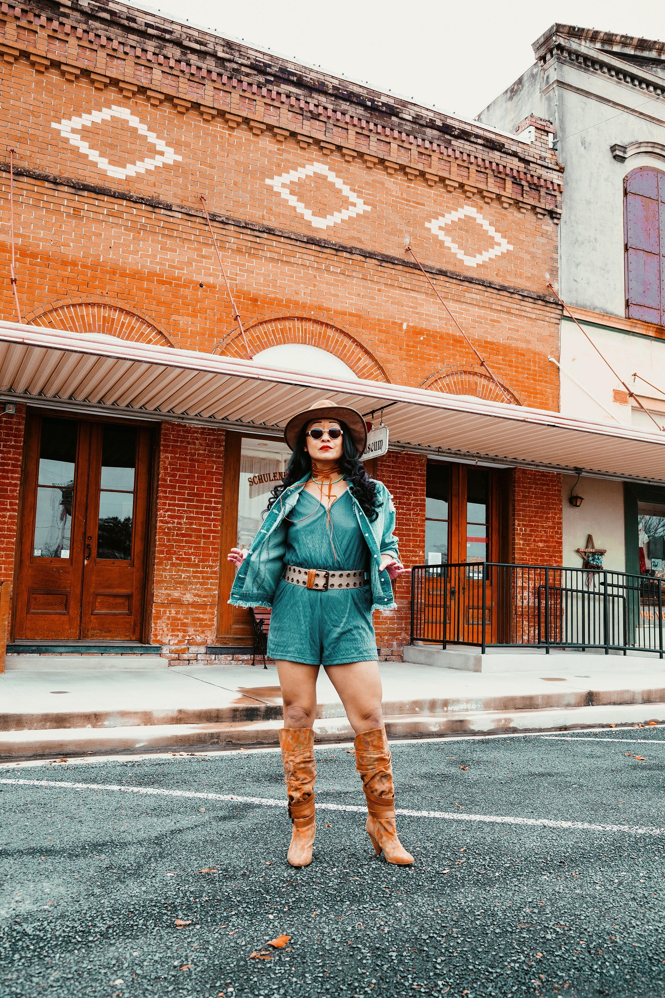 Fab Forties {sheelah writes} Western Wear 1