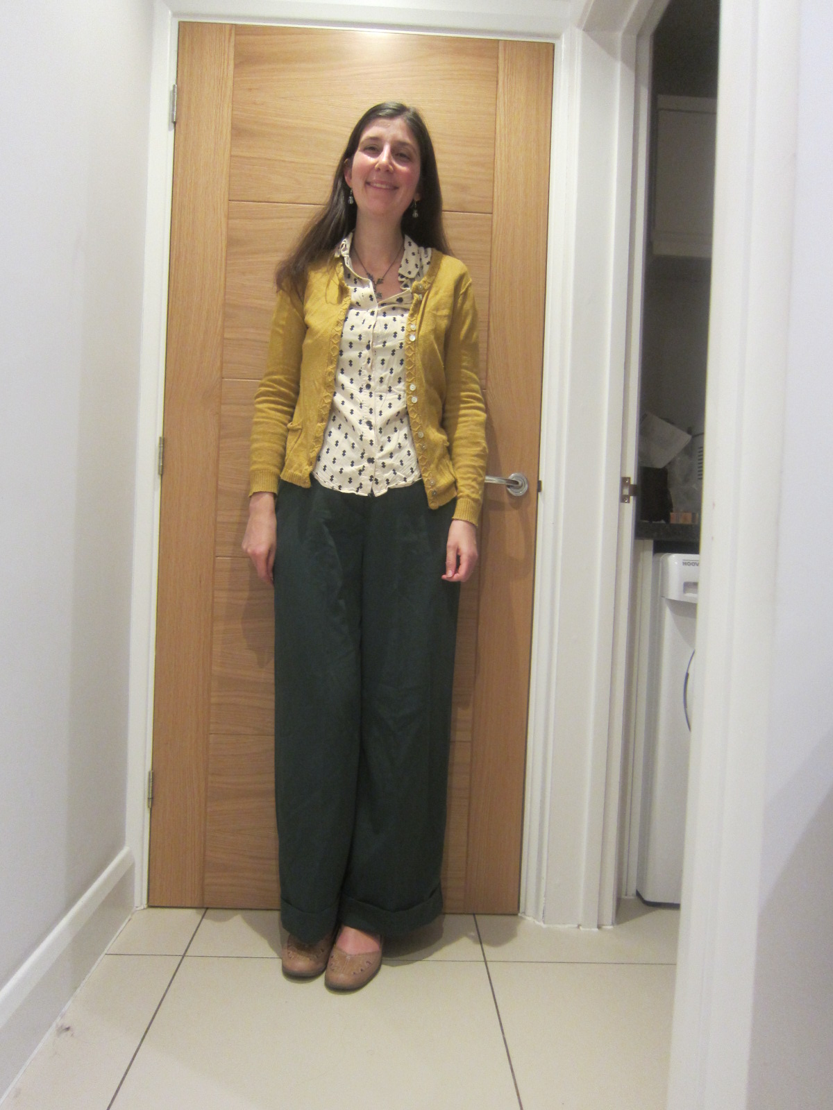 Kezzi {pants outfit} #styleimitatingart