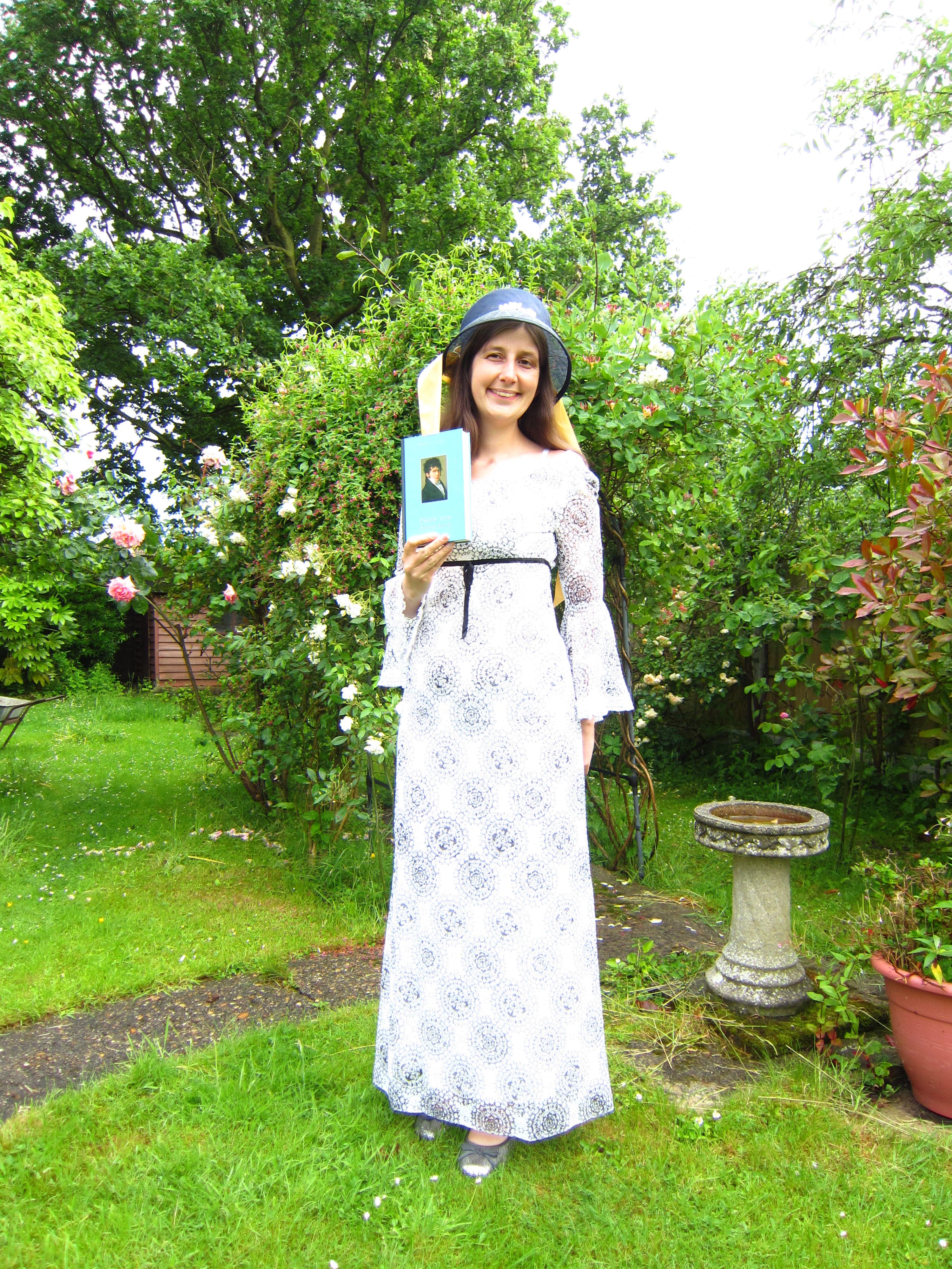 Kezzie {regency dress} #styleimitatingart