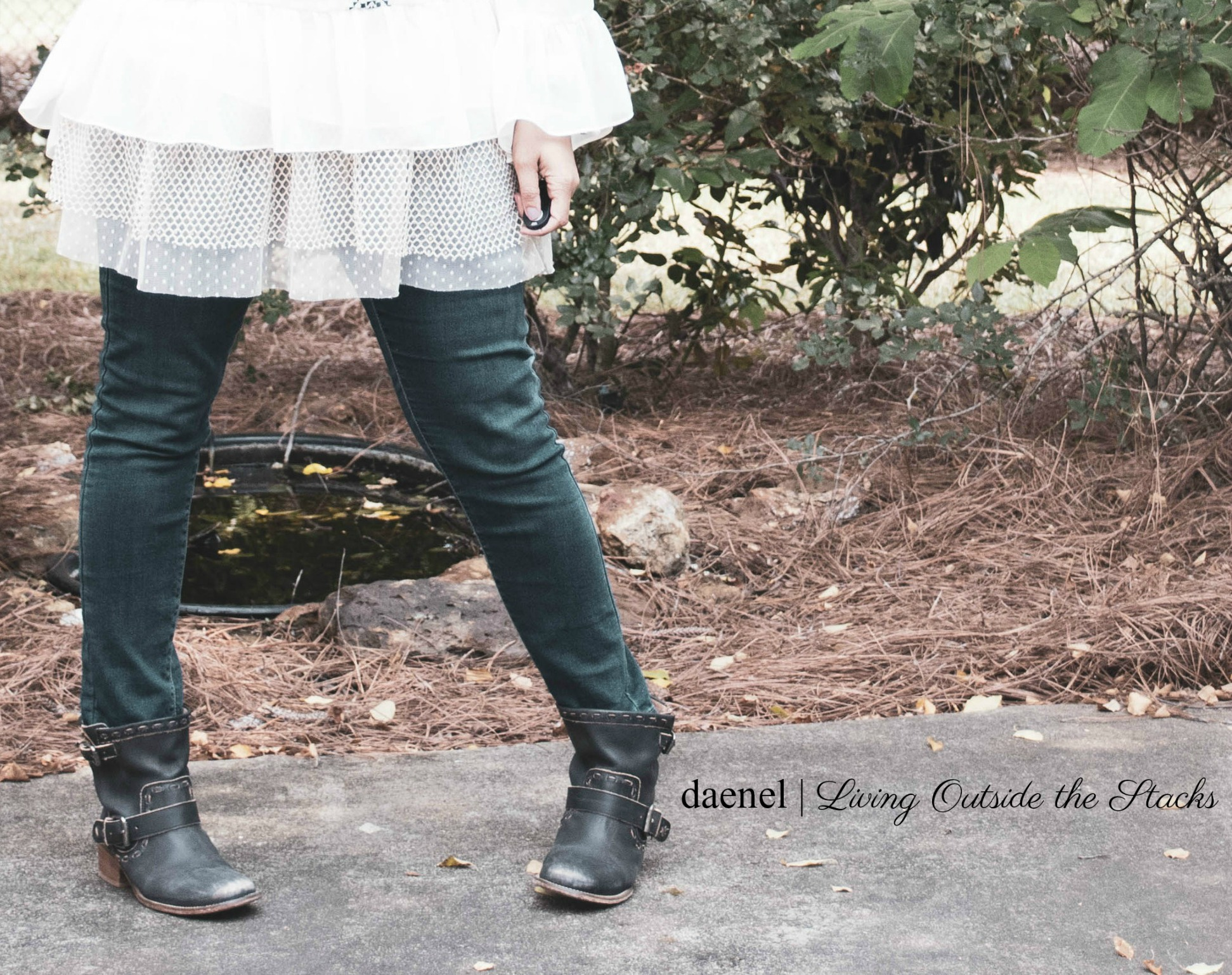 Musse and Cloud Ankle Boots {living outside the stacks}