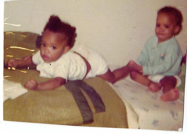 Shontel and Daenel {living outside the stacks}
