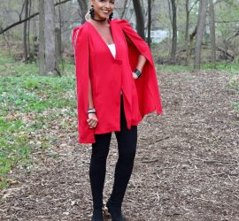 Superhero Andrea {living on cloud nine} #fabforties #fab40s