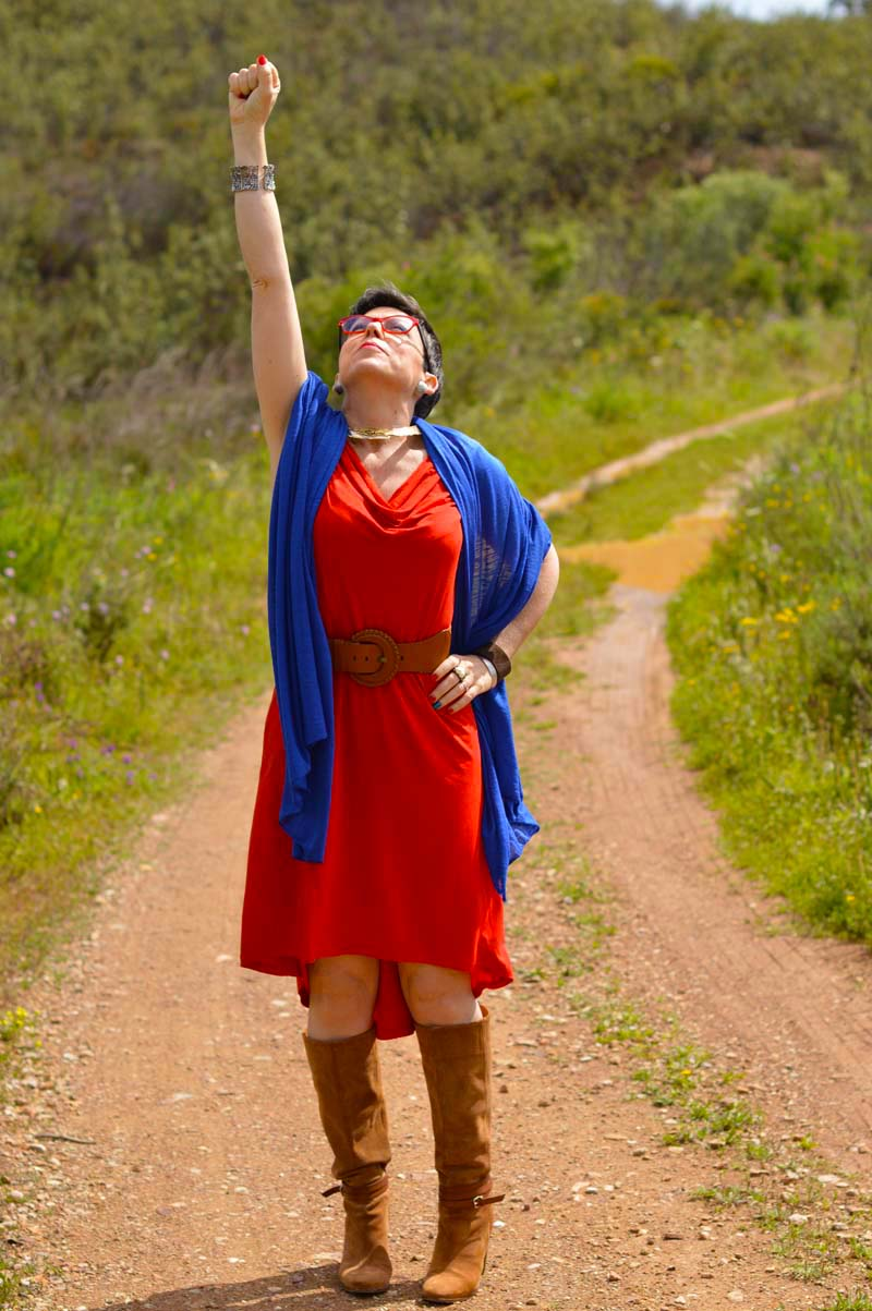Superhero Suzy {a pixie chick in portugal} #fabforties #fab40s