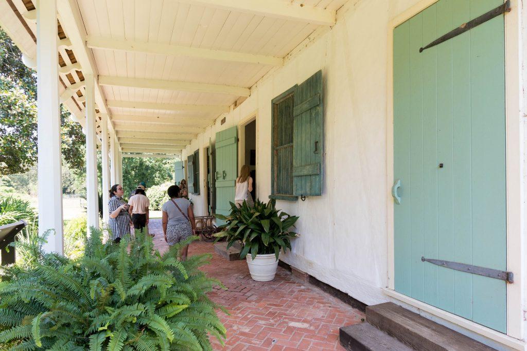 Melrose Plantation {living outside the stacks}