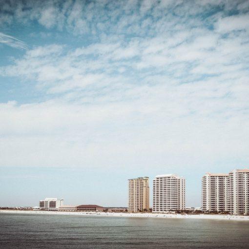 Navarre Beach Florida {living outside the stacks}