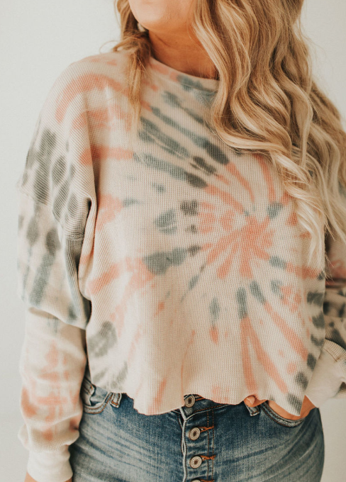 Ivelle Top in Taupe {image from Olive Ave}