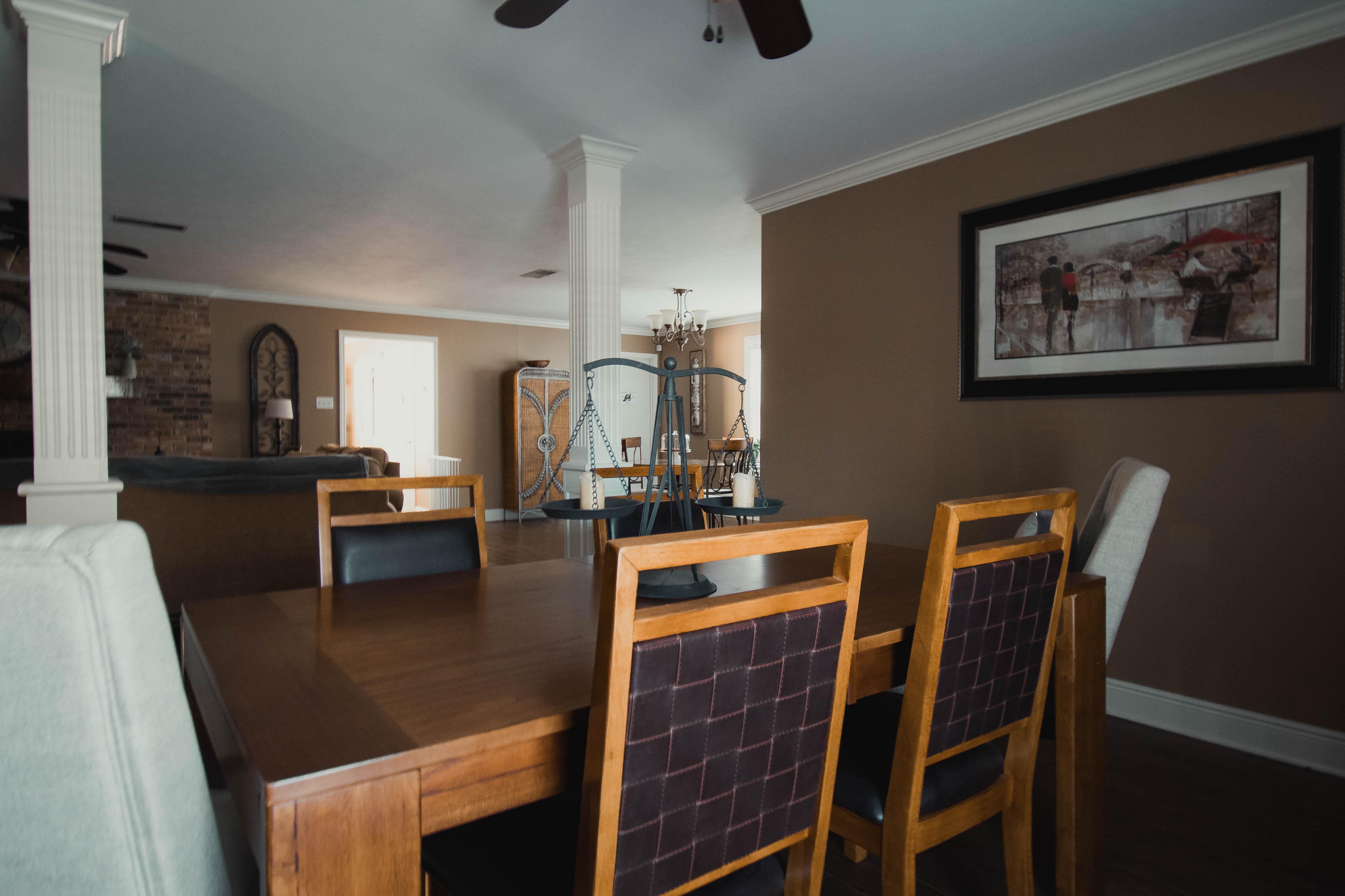Dining Room {living outside the stacks}