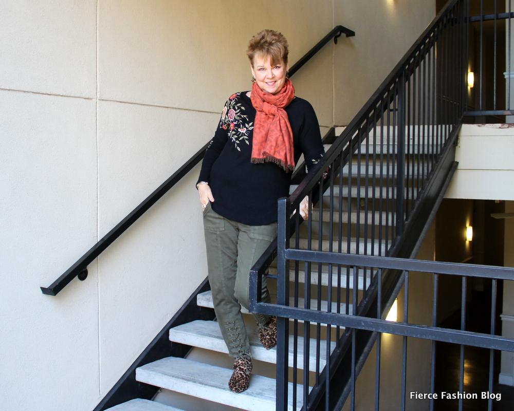 Kim {fierce fashion blog}