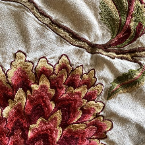 Vintage Fabric from Annie Lauries