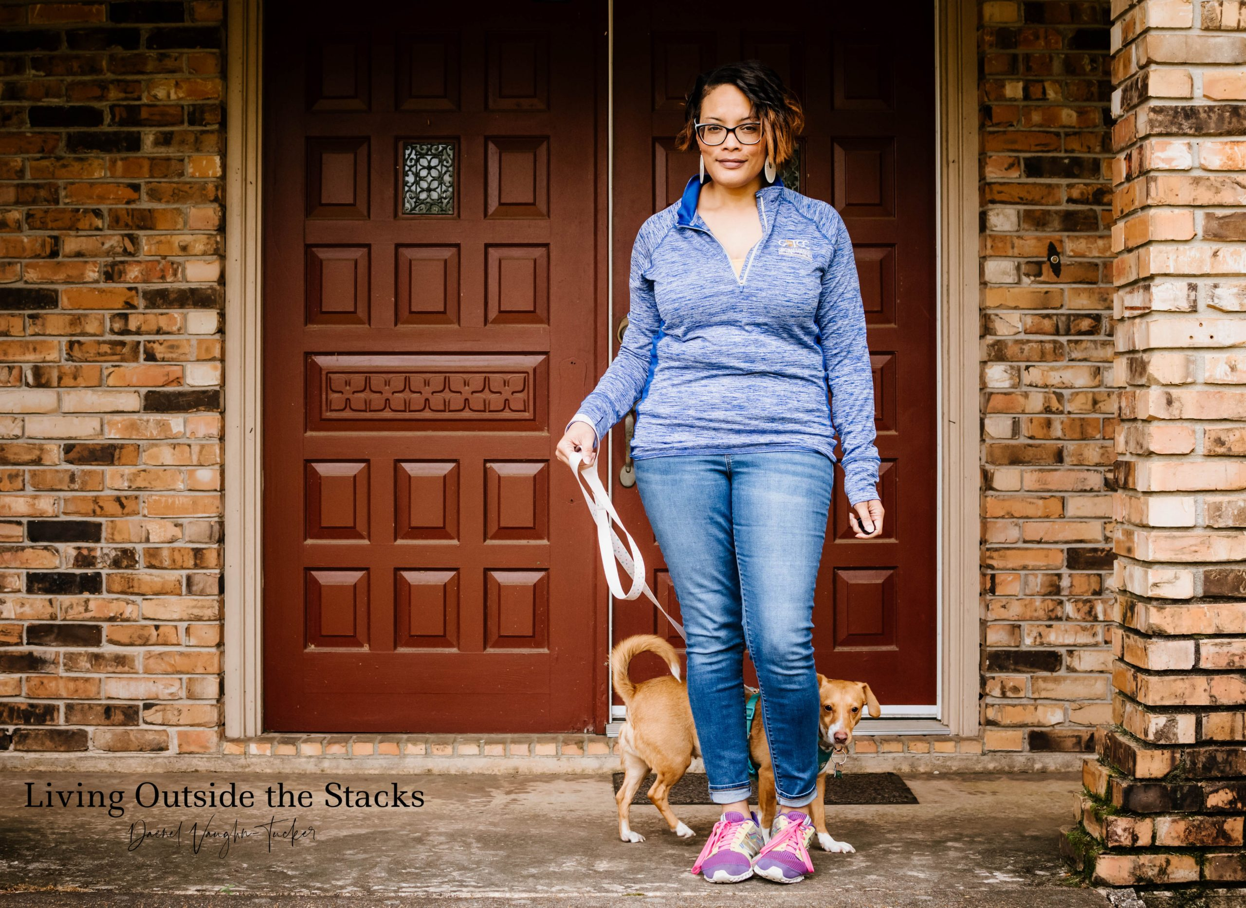 Daenel T {living outside the stacks} 3_30 #OnMyFrontPorch