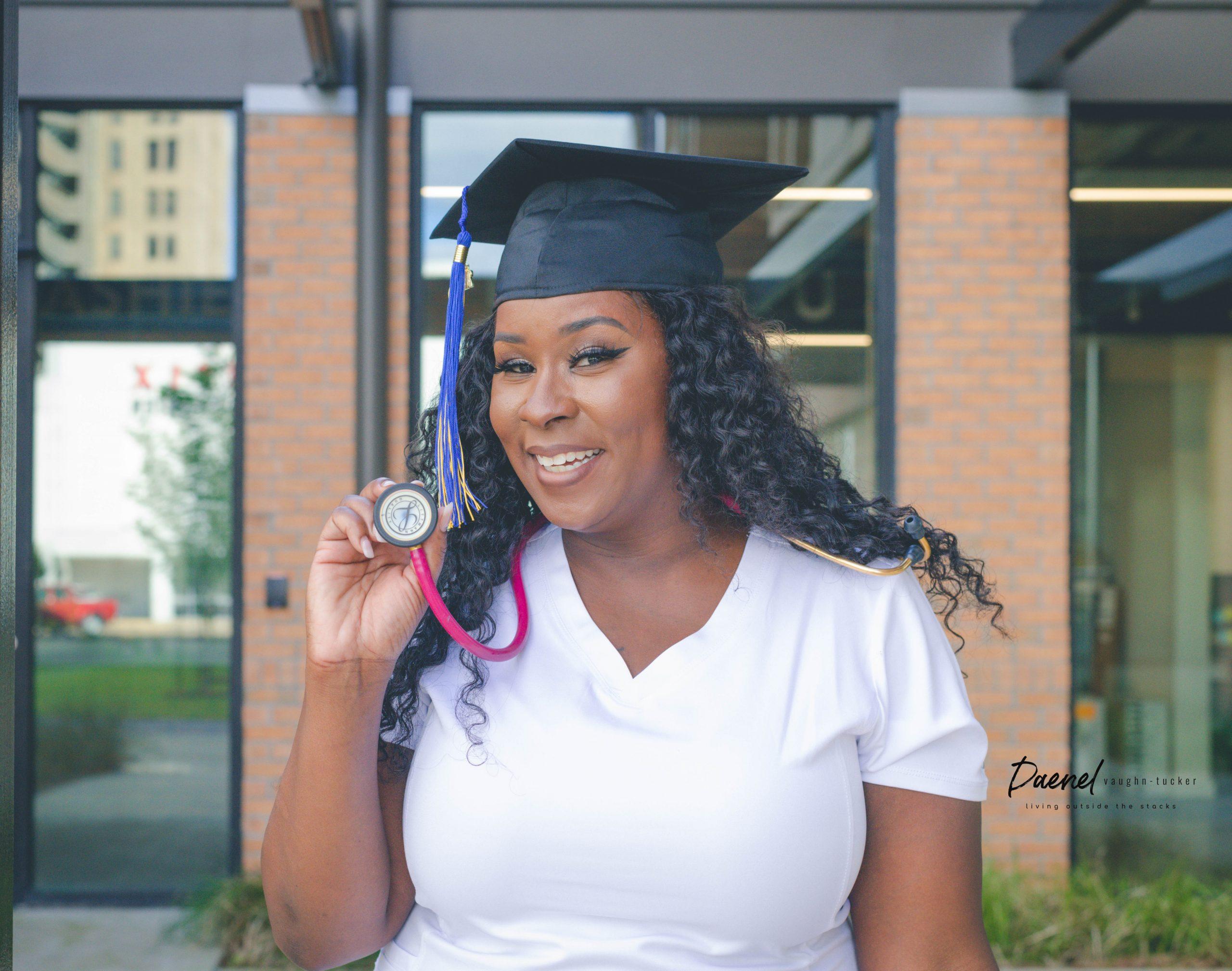 The Graduate {living outside the stacks} @DaenelT