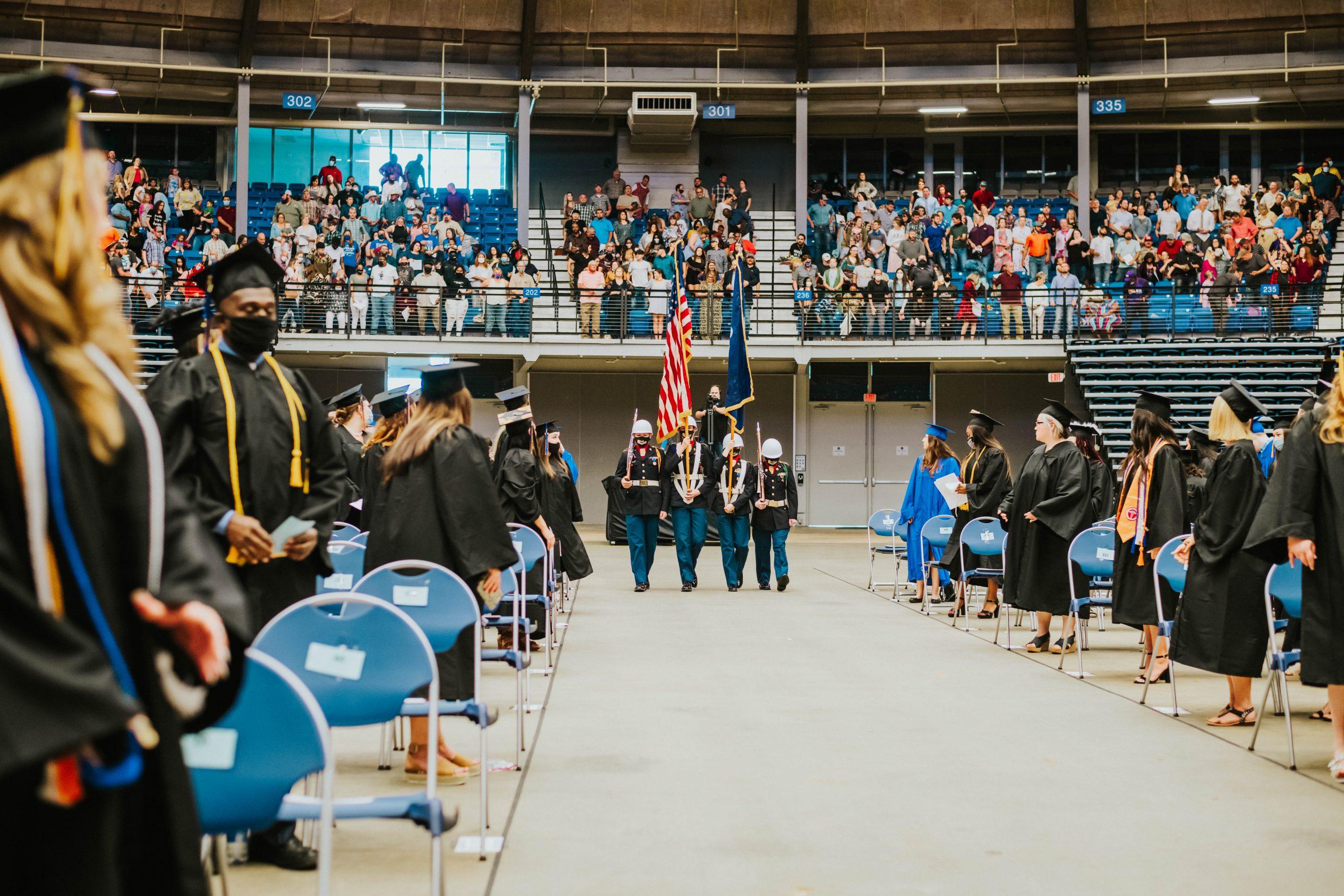 Graduation {living outside the stacks} @DaenelT